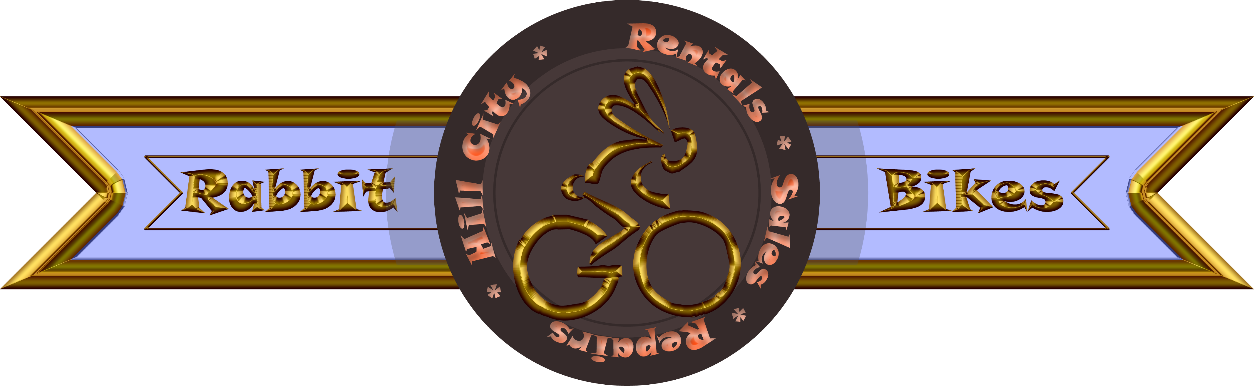 The Rabbit Bicycles Banner